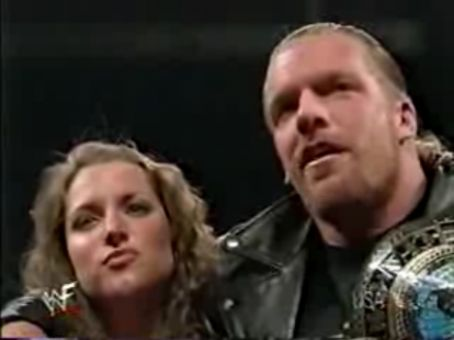 Paul Levesque - Triple H and Stephanie Levesque