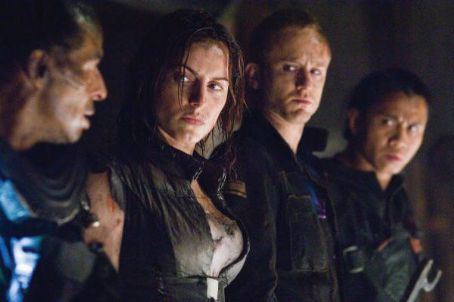 Antje Traue Pandorum (2009)