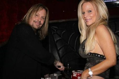 Lia Gerardini - Vince Neil and Lia Neil