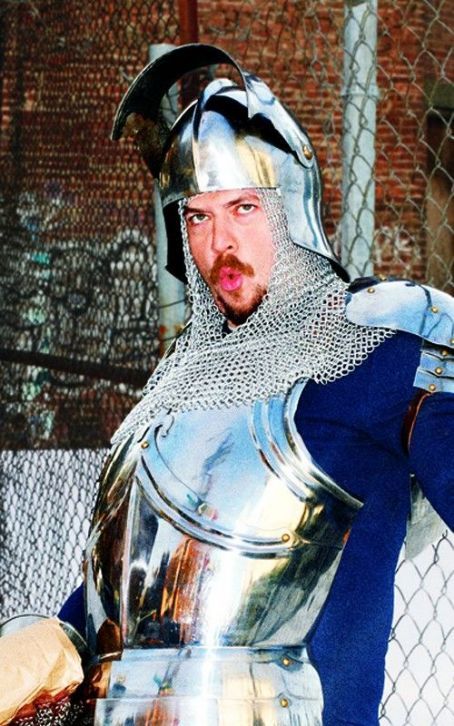 Danny McBride  Armors Up for GQ