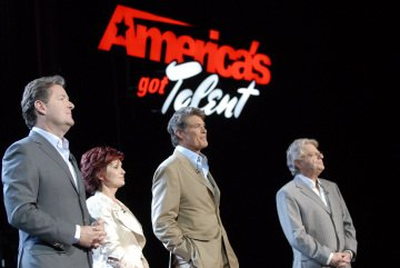 "Sharon Osbourne ""America's Got Talent"" (2006)"