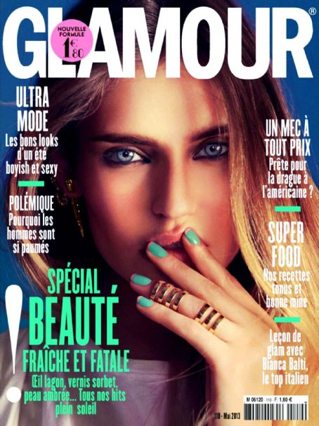 Bianca Balti - Glamour Magazine Cover [France] (May 2013)