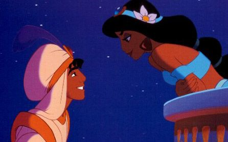 Scott Weinger Aladdin and Jasmine Pics