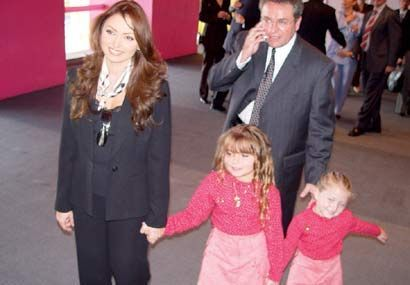 Angélica Rivera - Jose Alberto Castro and Angelica Rivera