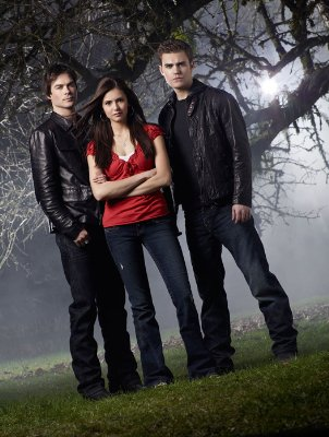 "Paul Wesley ""The Vampire Diaries"" (2009)"