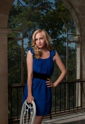 Candice Accola 2009 Fall TV Preview -
