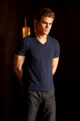 Paul Wesley 2009 Fall TV Preview -