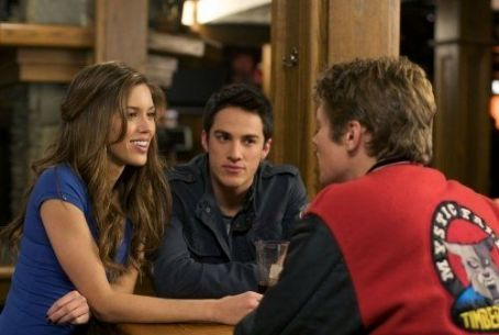 Michael Trevino 2009 Fall TV Preview -
