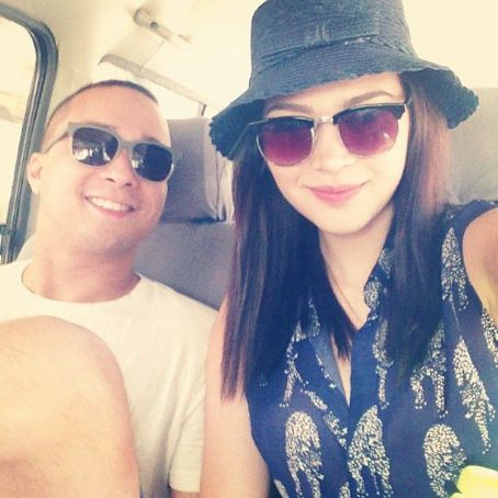 Neil Arce  and Bela Padilla