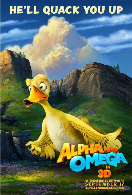 Alpha and Omega ALPHA AND OMEGA Character Teaser Art