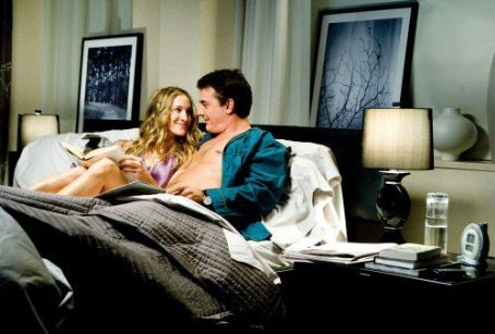 Mr. Big Sex and the City (2008)