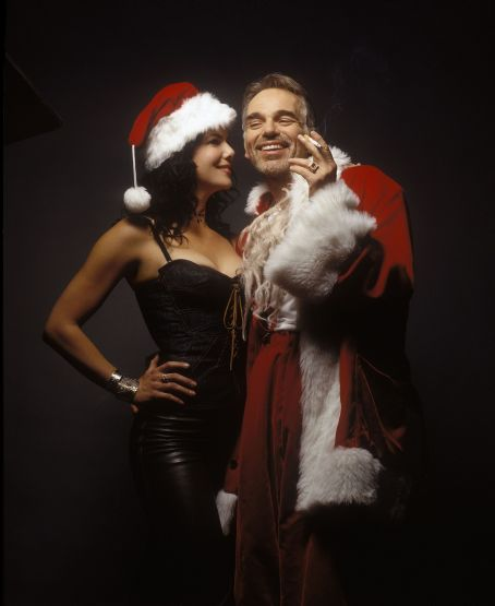 Bad Santa Lauren Graham -  Photoshoot