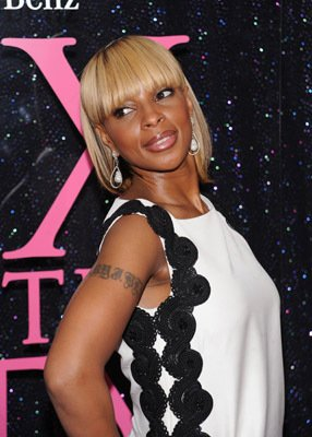 "Mary J. Blige - ""Sex and the City: The Movie"" - New York Premiere"