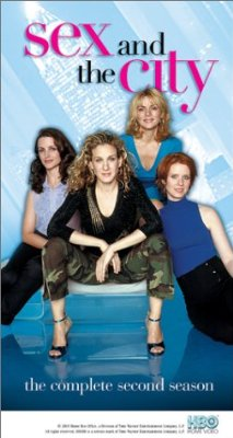 "Twenty-Something Girls vs. Thirty-Something Women ""Sex and the City"" (1998)"