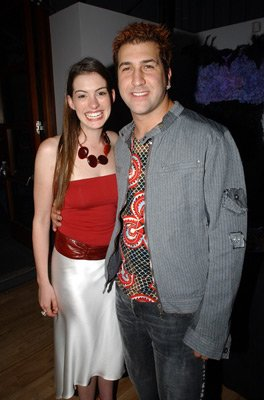 Joey Fatone Sex and the City 5th Season Premiere After-party