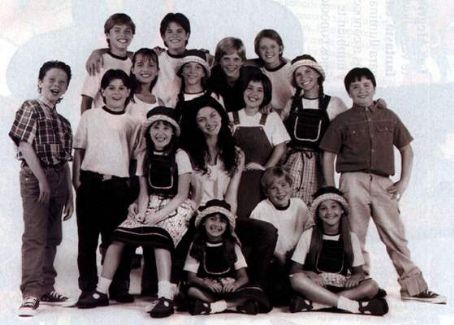 Chiquititas, la historia movie
