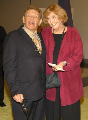 Anne Meara Sixth Season Premiere Party for 'Sex and the City'