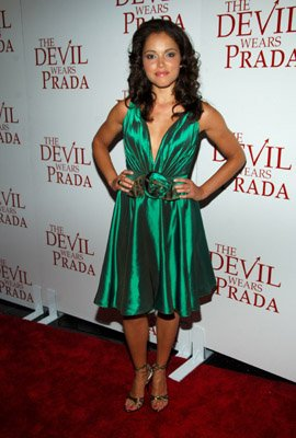 Susie Castillo The Devil Wears Prada New York Premiere - Inside Arrivals