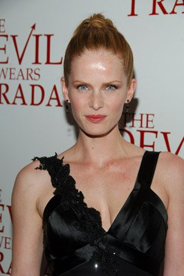 Rebecca Mader The Devil Wears Prada New York Premiere - Inside Arrivals