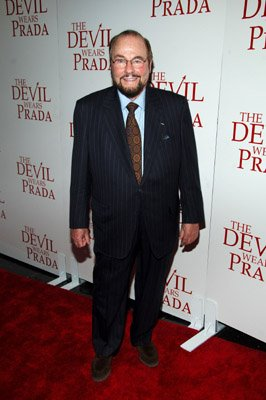 James Lipton The Devil Wears Prada New York Premiere - Inside Arrivals