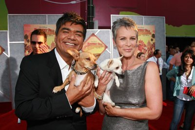"George Lopez - The World Premiere of Walt Disney Pictures' ""Beverly Hills Chihuahua"""