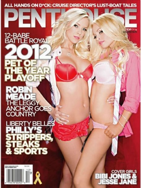 Bibi Jones  & Jesse Jane - Penthouse USA