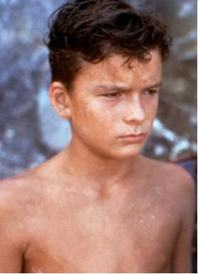 Lord of the Flies - Balthazar Getty