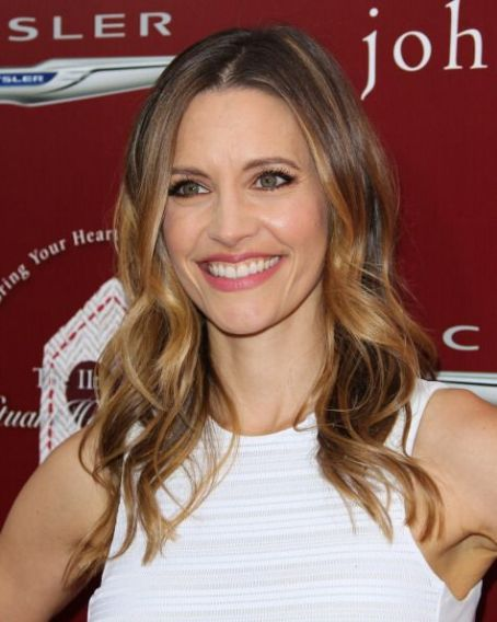 KaDee Strickland and tricia helfer related