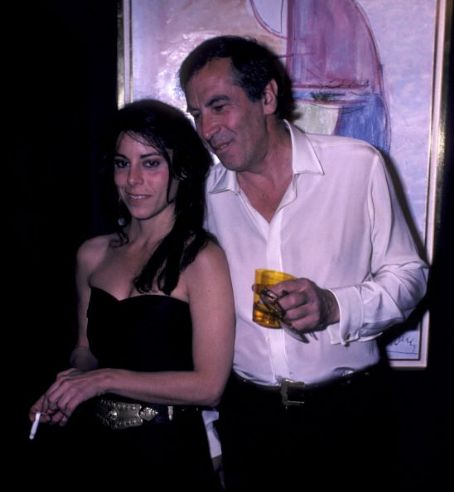 Roger Vadim and Ann Biderman