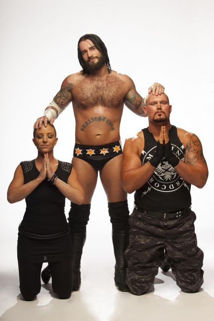 C.M. Punk - Serena Deeb and CM Punk