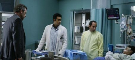 "Dr. Lawrence Kutner ""House M.D."" (2004)"