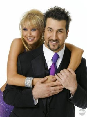 "Joey Fatone ""Dancing with the Stars"" (2005)"