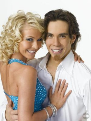 "Apolo Ohno ""Dancing with the Stars"" (2005)"