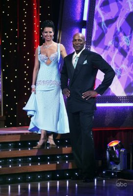 "Clyde Drexler - ""Dancing with the Stars"" (2005)"