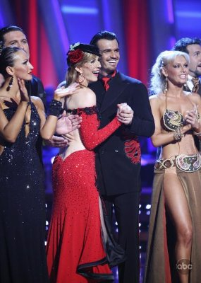 "Leeza Gibbons ""Dancing with the Stars"" (2005)"