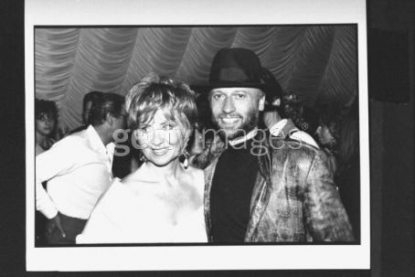Lulu and Maurice Gibb Lulu And Maurice Gibb