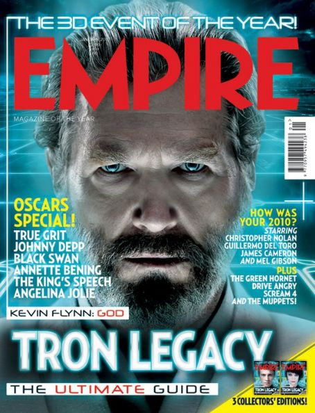 Jeff Bridges - Empire Magazine [United Kingdom] (January 2011)