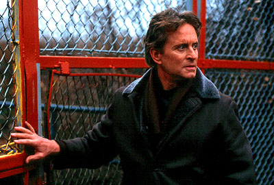 Don't Say a Word Michael Douglas as Dr. Nathan Conrad in 20th Century Fox's Don't Say A Word - 2001