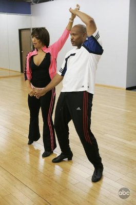 "Maurice Greene ""Dancing with the Stars"" (2005)"