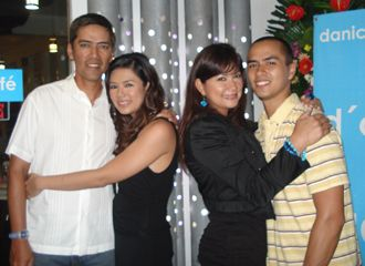 Danica Sotto Family