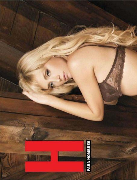 Lisette Morelos  - Hombre Magazine Pictorial [Mexico] (July 2012)