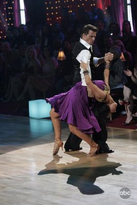 "Ted McGinley - ""Dancing with the Stars"" (2005)"