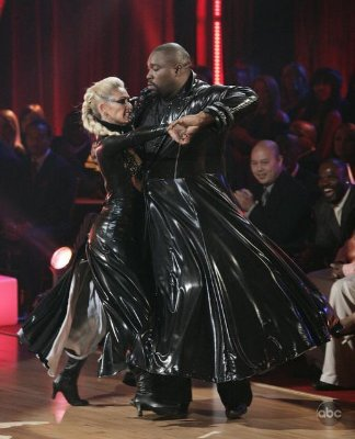 "Warren Sapp ""Dancing with the Stars"" (2005)"