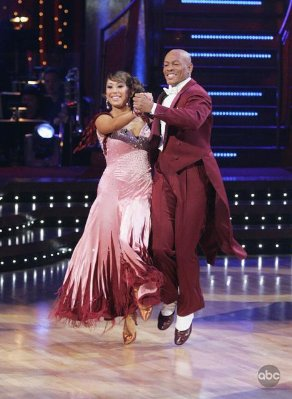 "Maurice Greene - ""Dancing with the Stars"" (2005)"