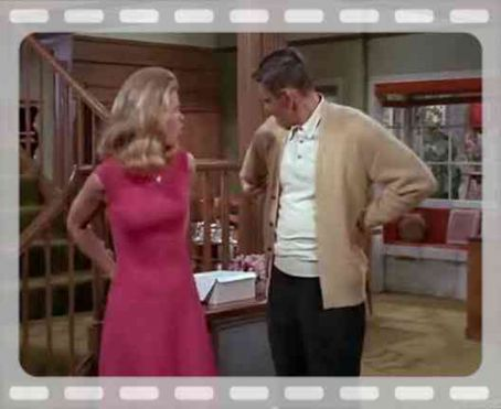 Dick York - Bewitched---The Slap!