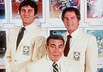 Frank Gifford Don, Frank & Howard