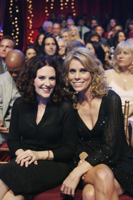 "Megan Mullally ""Dancing with the Stars"" (2005)"