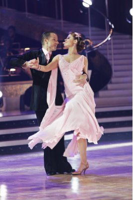 "Anna Trebunskaya ""Dancing with the Stars"" (2005)"
