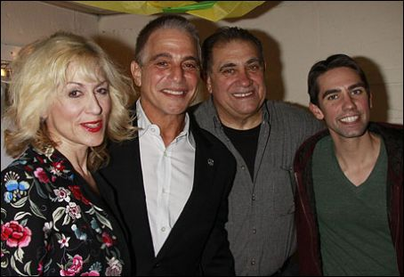 Dan Lauria Dan with co-star Judith Light & Tony Danza