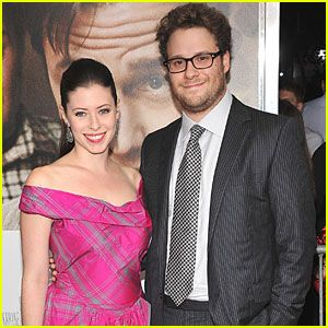 Seth Rogen & Lauren Miller: Married!